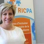 Julie Landry-Godin, coordinatrice du Réseau d'inclusion communautaire de la Péninsule acadienne, pense que la mise sur pied d'une coopérative d'habitation dans le Grand Caraquet permettrait d'améliorer la situation du logement dans la région. Acadie Nouvelle : David Caron. 29 juin 2014.